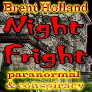 Alexandra Bruce author of 2012 - Science or Superstition on Night Fright