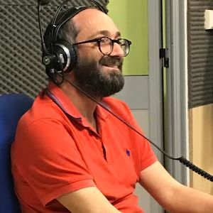 Giulio Cardone a 'QUELLI CHE...'  a colloquio con Biglia