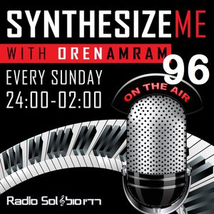 Synthesize me #96 - 23/11/2014 - hour 1