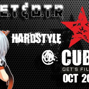 Ed E.T & D.T.R - Hardstyle Main Room Set @ Cuba Gets Filthy, Swansea Oct 2010