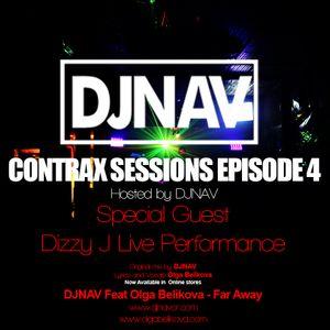 Contrax Session Episode 4 Special Guest  Dizzy J Live Performance