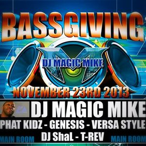 DJ Genesis - Bassgiving
