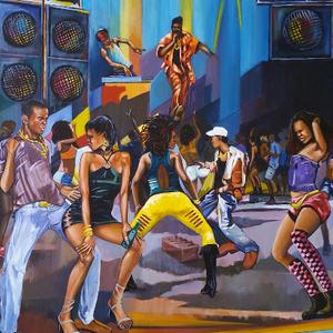 RnB Dancehall Afro Soca Reggeaton hip hop Dec 2018