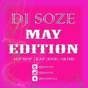 May Edition | Uk | Hip Hop | Grime | Trap