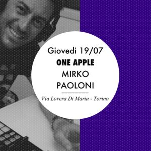 Coolture Mirko Paoloni - July 09th, 2012