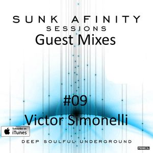 Sunk Afinity Sessions Guest Mixes #09 Victor Simonelli