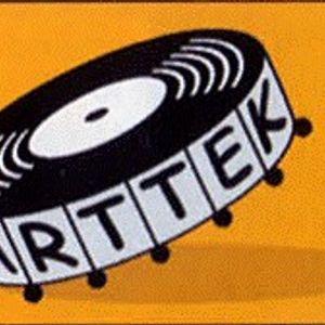 Art-Tek Records (J-Toonz, Novel 23) at Ventilator radio show with DJ Compass-Vrubel (1997)