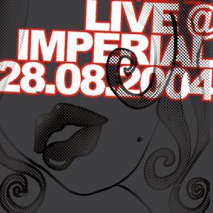 Hustler Live @ Imperial 28.08.2004