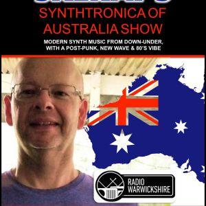 Skerat's Synthtronica of Australia Show (Pilot)