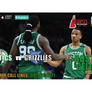 28: Celtics @ Memphis Grizzlies   2016-17 NBA Regular Season   ESPN NH