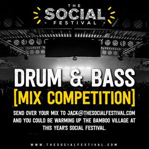 The Social Bass Festival DJ Competition