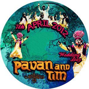 Pavan & Tim's bhangra wedding mix