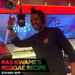Reggae Recipe - 05/05/19 (Reggae / Dancehall / Bass / Bashment / Afrobeats)