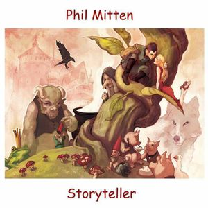 Angel's Indie Lounge (inc Interview with Phil Mitten Storyteller - Tuesday 5th  June 2018