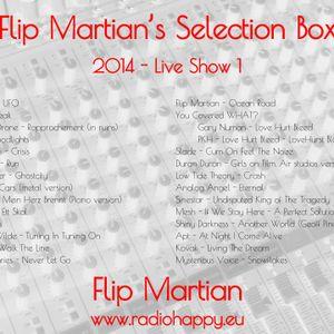 2014 Live Selection Box - Show 1