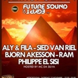 Aly and Fila – Live @ Metropolitan – FSOE – 19.11.2011
