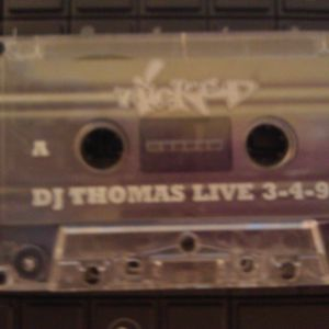 Thomas Live March 3, 1995 Side A