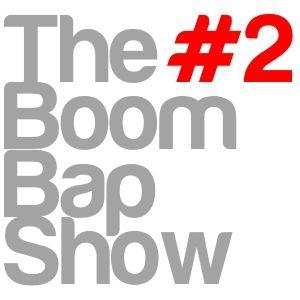 The Boom Bap Show #2 - Mixin Live ! No Edits !