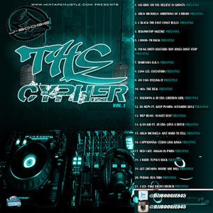 THE CYPHER VOL 1 NOTHING UT FREESTYLES