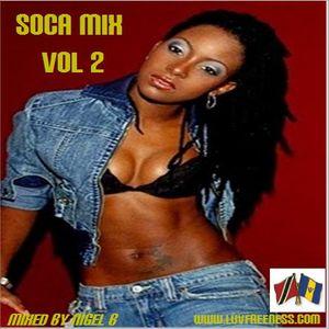 NIGEL B (SOCA MIX VOL 2)