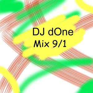 DJ dOne Mix 9/1