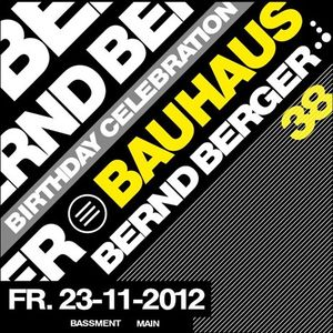 Robert Freud @ Bernd Berger's B-Day Celebration / Bauhaus Bassment Landshut / 23.11.2012