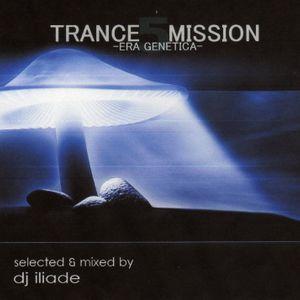 """Lega Technologica's Podcast #21 """"TRANCE-MISSION 5 (era genetica)"""" by Dj Iliade"""
