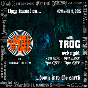Stone Grooves & Deep Cuts on BiC Radio - November 11, 2015 [They Travel On...Down Into the Earth]