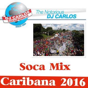 Notorious DJ Carlos - Caribana 2016