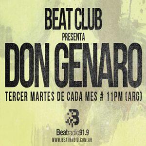 Beat Club - Don Genaro - May 2015