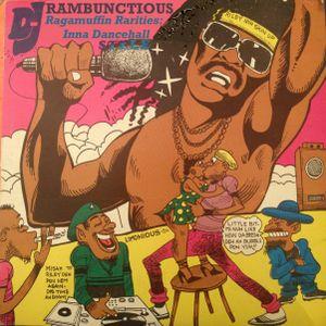 DJ Rambunctious - Ragamuffin Rarities: Inna Dancehall Style