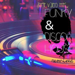 Funky & Disco House, remixed. A 2 hours live set 5/01/14.