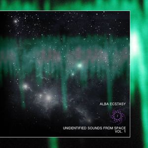 Alba Ecstasy - Nebula radiations (Unidentified Sounds from Space, vol. 1, 2016)