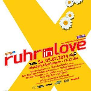 Ronny Muller - Ruhr Techno Set 2014