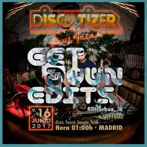 Discotizer by Get Down Edits (Glitterbox / Ir). Pt_2