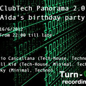 Skull Kid @ ClubTech Panorama 2.0 (16-6-2012)
