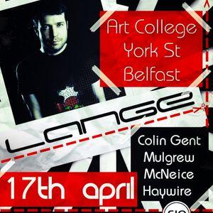 Mulgrew @ The Art College, Belfast [17-07-2010]