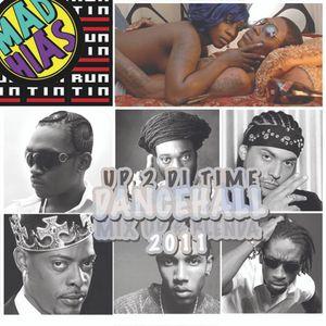 up 2 di time dancehall mix up & blenda