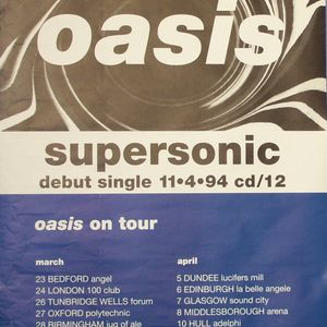 Supersonic 28/08/'13