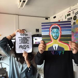 Love Injection with Barbie and Paul @ The Lot Radio 08:11:2018