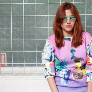 Ana Karla for GLCO Mixtape