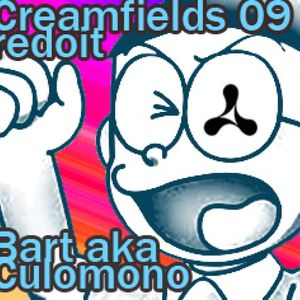 Live at Creamfields Andalucia 2009 *Redoit