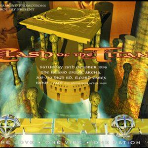 Darren Jay w. Stevie Hyper D @ One Nation Clash of the Titans (Part I) - 26.10.1996