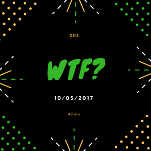 WTF? 003 - Ana Roloff