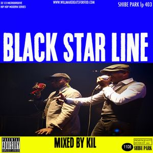 The BlackStar Line Mixtape