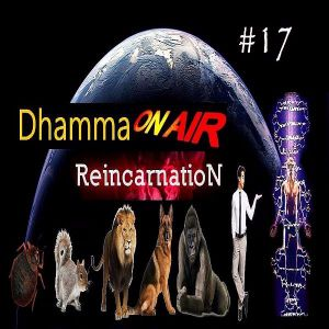 Dhamma on Air #17 Audio: Reincarnation Research