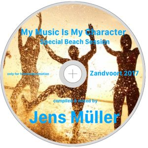 My Music Is My Character Special Beach Session Zandvoort 2017