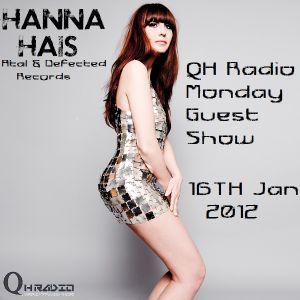 "Hanna Hais ""Spiritual Mix""(Atal & Defected Records)QH Radio Monday Guest Show 2012"