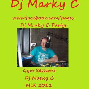 Gym Sessions Dj Marky C 2012 Mix (Part 1)