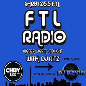 Episode #7 - Bag of Surprises (CHRY105.5FM FTL Radio Live Set)